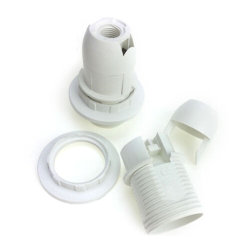 Kleine Schraube SES E14 Glühbirne Lampenfassung Lampenschirm Anhänger Sockel DDE