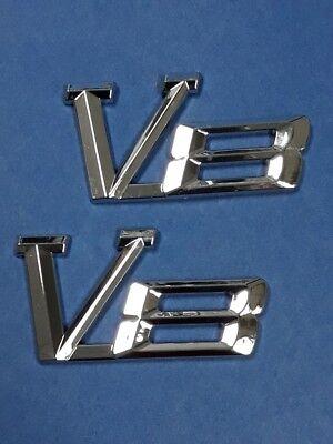 CHROME TRUNK LETTER EMBLEM BADGE FOR MERCEDES BENZ E-CLASS AMG E400