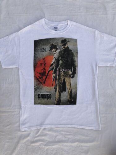 Vintage Django Promo Movie T-Shirt