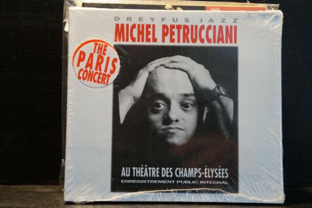 Michel Petrucciani - Au Theatre Des Champs-Elysees    2 CDs (still sealed)