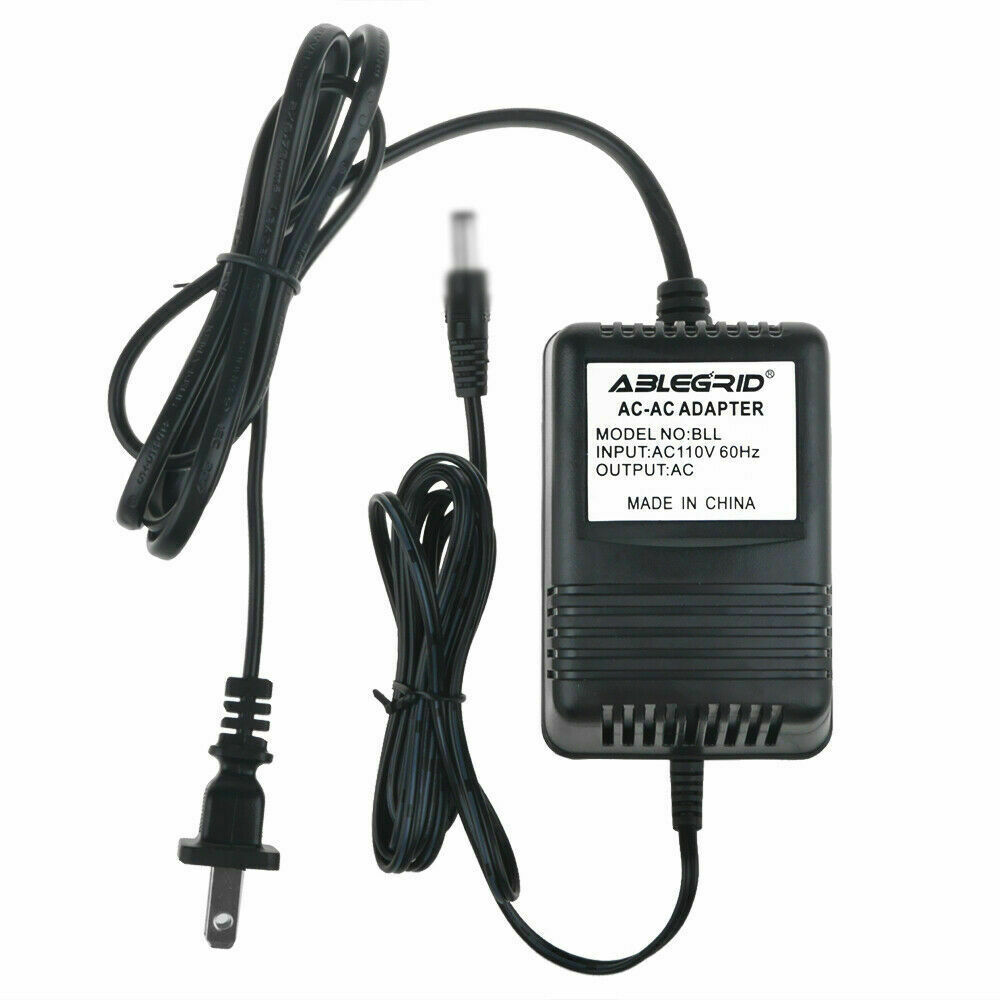 9V AC/AC Adapter for Ion iDM02 Drum machine Switching Power Supply Charger Cord