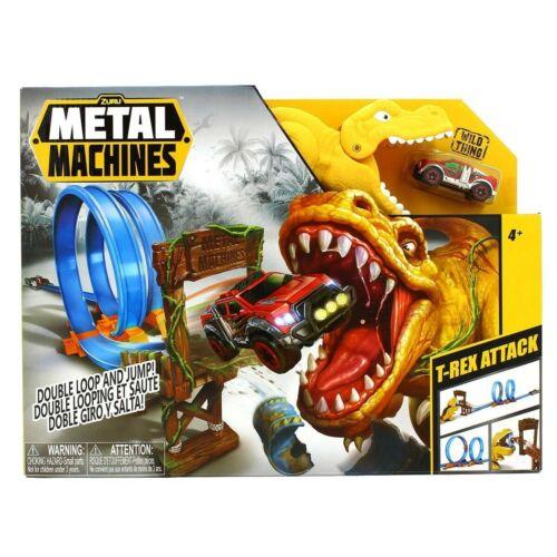 Pista T-Rex attack  TOY6702  Zuru Metal Machines