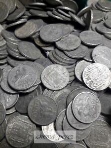 10-monedas-de-centimos-del-Estado-Espanol-5-de-5-cent-y-5-de-10-cent