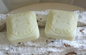 2-x-Schafmilchseife-Schafmilch-Seife-Soap-Soaps-Gaesteseife-INGWER-LIMETTE