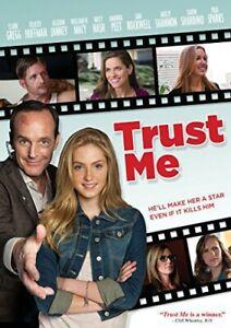 Trust Me (DVD, Widescreen 2014) Clark Gregg William H Macy Felicity Huffman