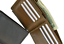 Brown-Men-039-s-Genuine-Leather-ID-Bifold-18-Card-Holder-Center-Flap-Wallet thumbnail 5