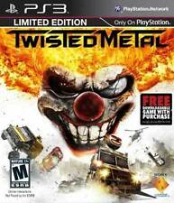 TWISTED METAL PS3 SPO NEW VIDEO GAME