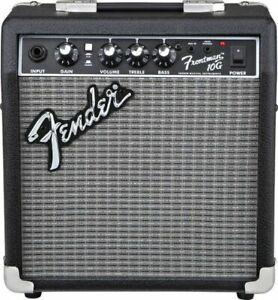 Fender Frontman 10G 10-Watt Guitar Amplifier - Black