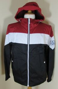 bbaac3f81 Details about bnwt new MONCLER 'GAMME BLEU' Tricolour Jacket in  Red/White/Blue by THOM BROWNE