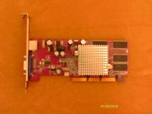 GeForce FX5200 64bit 128MB   DDR TVOut  Graphics Card Low Profile - <span itemprop='availableAtOrFrom'>Hull, United Kingdom</span> - GeForce FX5200 64bit 128MB   DDR TVOut  Graphics Card Low Profile - Hull, United Kingdom