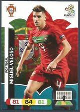 PANINI EURO 2012-ADRENALYN XL-PORTUGAL-MIGUEL VELOSO