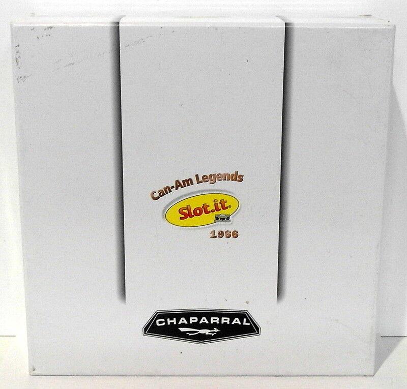 los nuevos estilos calientes Slot  1 32 Scale Slot Slot Slot Coches CW08 Monterey GP Laguna Seca Can-Am 1966 Chaparral  precio mas barato