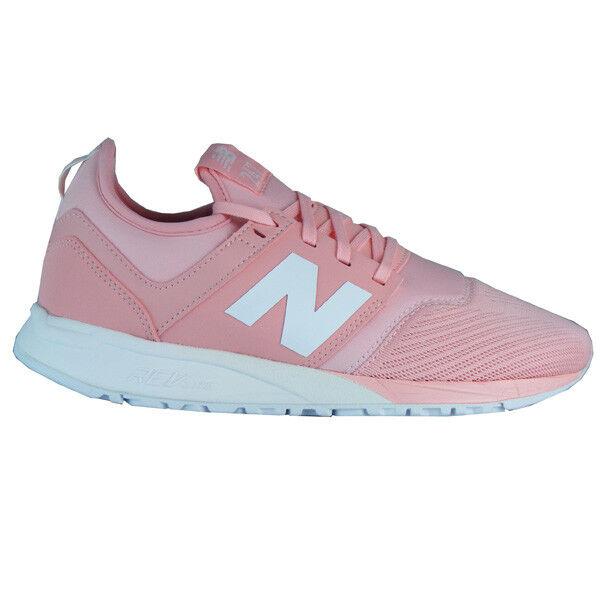 New Balance WRL 247 EM Luxus Damen Freizeit Mode Schuhe himalaya pink with rose