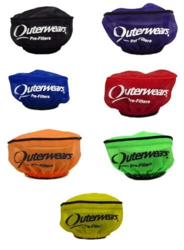 OUTERWEARS PRE-FILTER FOR LOSI DESERT BUGGY XL ORANGE 20-2873-05