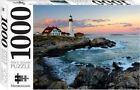 Portland Head Light USA 1000 Piece Jigsaw Not Supplied by Publisher