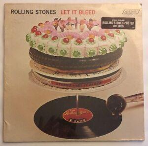 Rolling Stones - Let It Bleed - SEALED 1969 US 1st Press NPS-4 w/ Hype Sticker