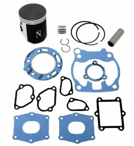 1987-1988-Honda-CR250R-CR-250R-Piston-Bearing-Top-End-Gasket-Kit-Std-66-40mm
