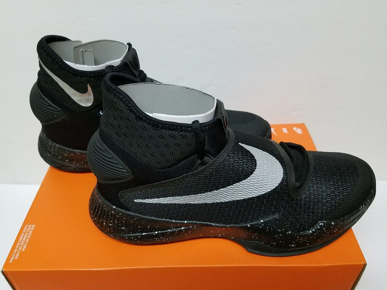 Nike Tamaño Zoom hyperrev 2018 Negro Tamaño Nike zapatillas de baloncesto 820224 001 fcfaa9