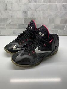 the best attitude cf3b1 9c2f2 Image is loading Nike-Lebron-11-XI-Miami-Nights-Size-11-