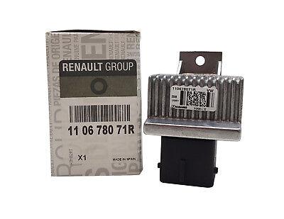 Relais der Glühkerze  Master  III  110678071R Original Renault
