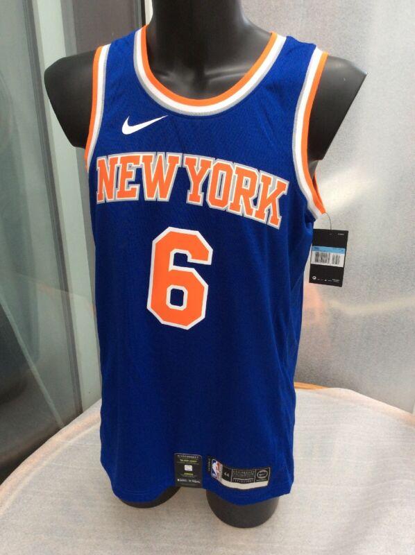 Nike Basketball Canotta Swingman Dri-fit Nba New York 6 Porzingis Nike Nba Medium