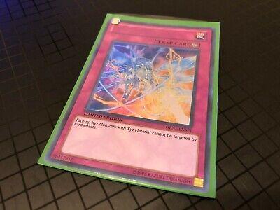 Ultra Rare Xyz-Schleier GENF-DESP1 YUGIOH! Near Mint!