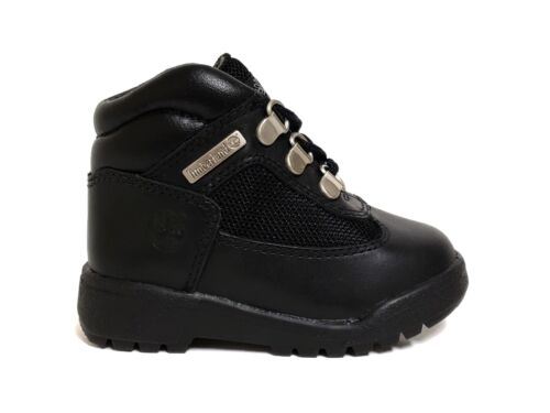 Timberland Infant /& Tiddlers/' FIELD BOOTS Black 15806 a