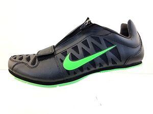 a02deb9c3d5 Nike Zoom LJ IV Long Jump 4 Track   Field Shoes Men s Sz 12 W ...