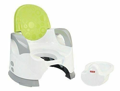 Fisher-Price Custom Comfort Potty Training Seat - NEW!