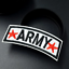 Sew On Fancy Dress Army Miltary Themed Embroidered Logo Patch Badge Iron On
