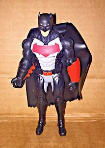 """Batman Vs Superman Heat Shield Batman 6/"""" Action Figure Dc Comics"""