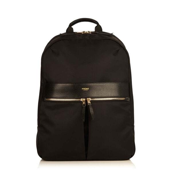 knomo laptop tasche damen rucksack notebooks bis 14 zoll. Black Bedroom Furniture Sets. Home Design Ideas