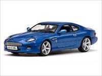 Aston Martin Db7 Gt Vertigo Blue 1/43 1 Of 785 Produced By Vitesse 20675