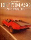 De Tomaso Automobiles by A. Wyss Wallace (Hardback, 1999)