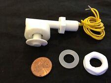 White Pp Liquid Water Level Sensor Right Angle Float Switch Nc No B21