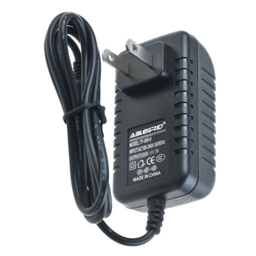 DC Adapter For POLAROID PDM-1040 PDM-0742 PDV-0707N Power Supply Charger