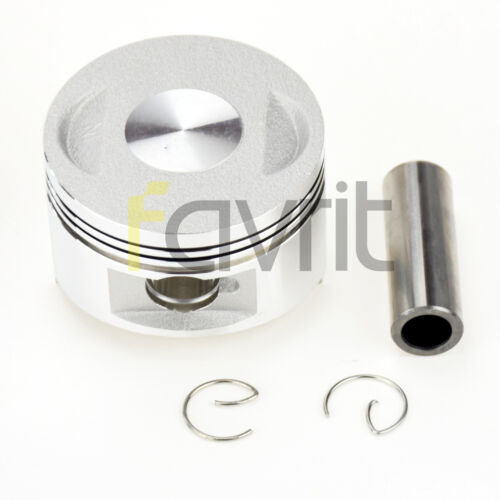 57.4mm Piston Rings Wrist Pin Cir Clips For Chinese GY6 150cc Scooter Moped