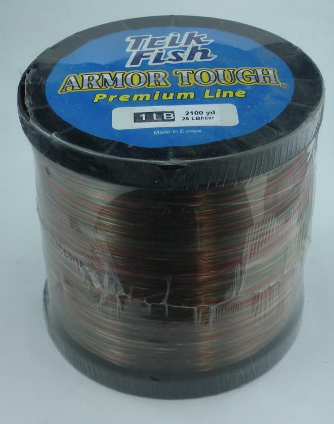 Trik Fish CA001LB20005 Camo Line 25 Lb Test 1 1 1 Lb Spool 23611 db0216