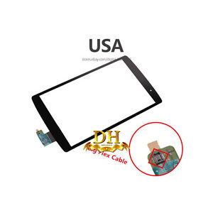 New-Touch-Screen-Digitizer-NO-LCD-For-LG-G-Pad-X-8-3-LTE-VK815-Black