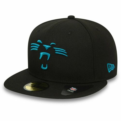 New Era 59Fifty Fitted Cap ELEMENTS Carolina Panthers