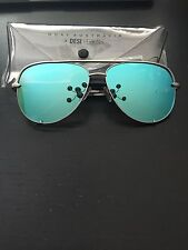 769bd70eac3 item 7 Quay Sunglasses Desi Perkins - High Key - Silver Blue - BNIB 100%  Authentic -Quay Sunglasses Desi Perkins - High Key - Silver Blue - BNIB 100%  ...