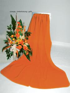 INN Veloursdecke 100/% Schurwolle-farbig umkettelt-angenehm flauschiges Geschenk