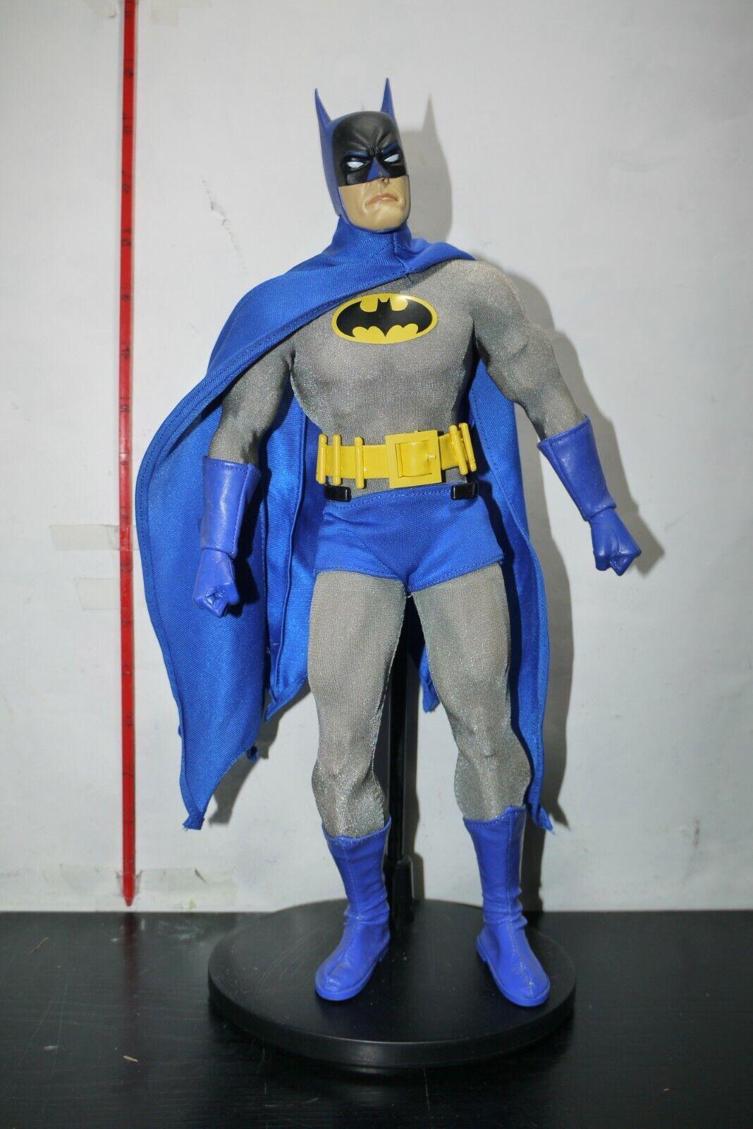 DC 13  Batman Clásico De Lujo Coleccionista DIRECT Figura Completa