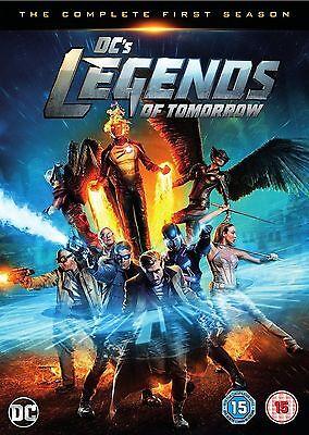 DC's Legends of Tomorrow Season 1 DVD - Freepost Region 2 UK - Brand New