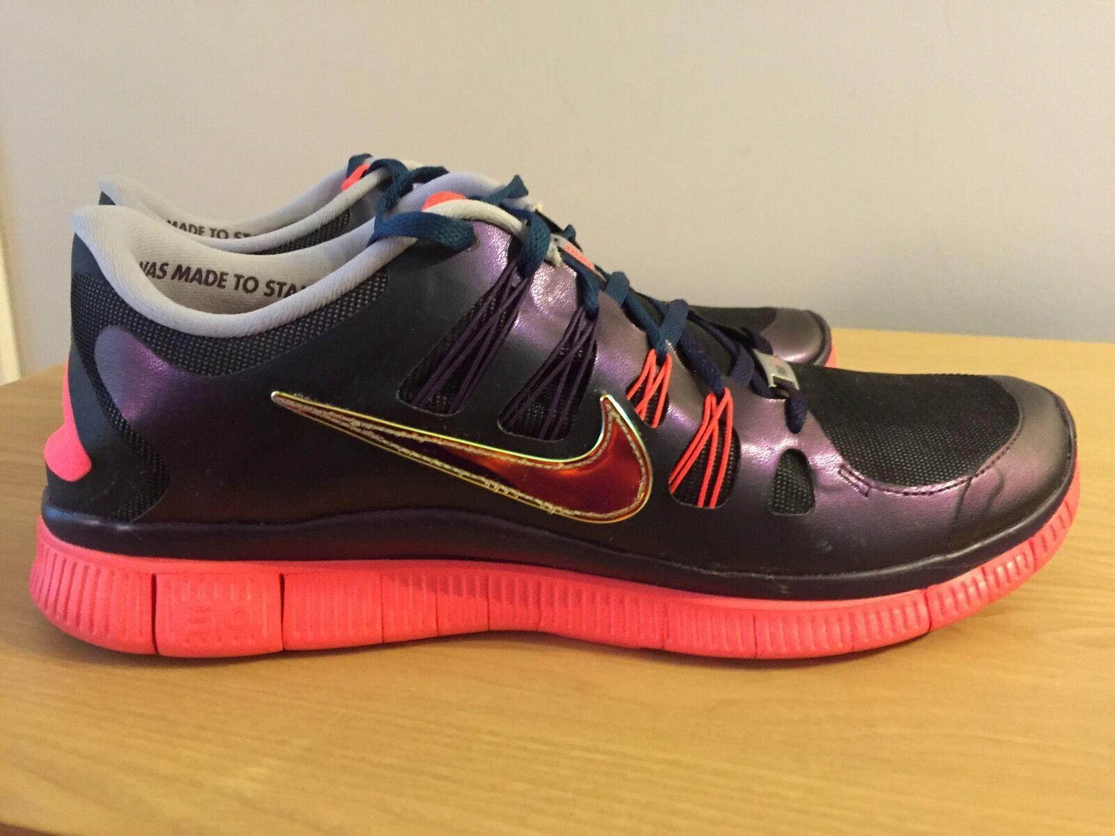 Nike Free 5.0+ Doernbecher Size 14 DB Run 5 Roshe Max Air Force