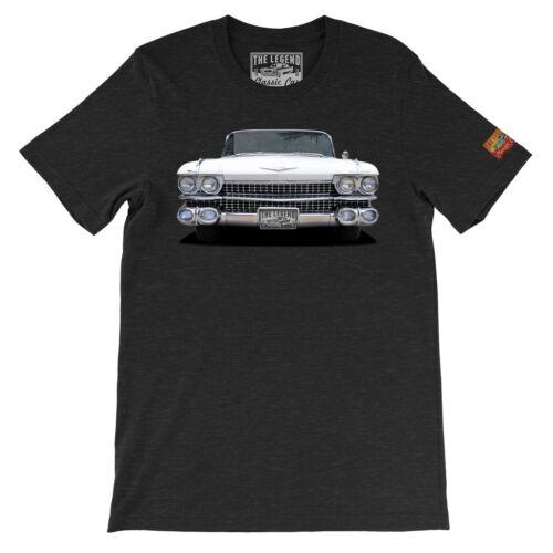 1959 Coupe de Ville Deville The Legend Classic Car Men/'s T-shirts  Made in USA