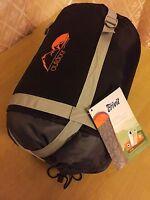Crivit Sleeping Bag Mummy Sleeping Bag Camping Tent Trekking Summer Outdoor