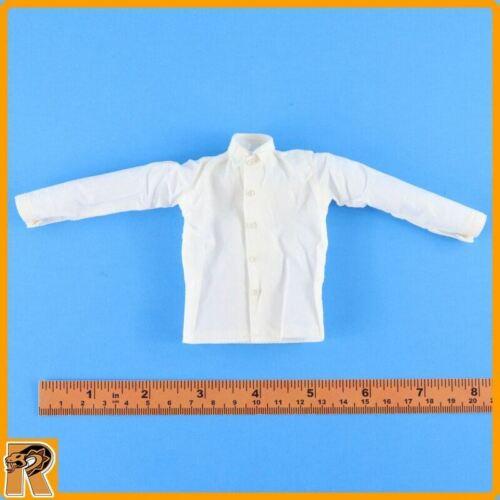 Huitième Voie Femelle Medic-femme chemise blanche-échelle 1//6 très cool figures