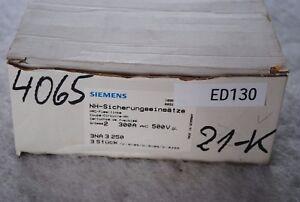 Siemens-Indus-Sector-NH-Sicherungseinsatz-G2-300A-500AC-3NA3254