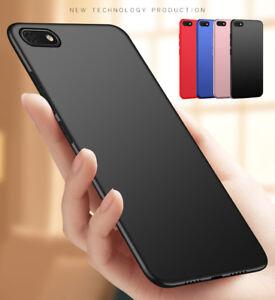 buy popular d4c67 8ca21 Details about For Huawei Y5 Y6 Y7 2018 Y7 Pro Y9 2019 Ultra Slim Soft  Silicone TPU Case Cover
